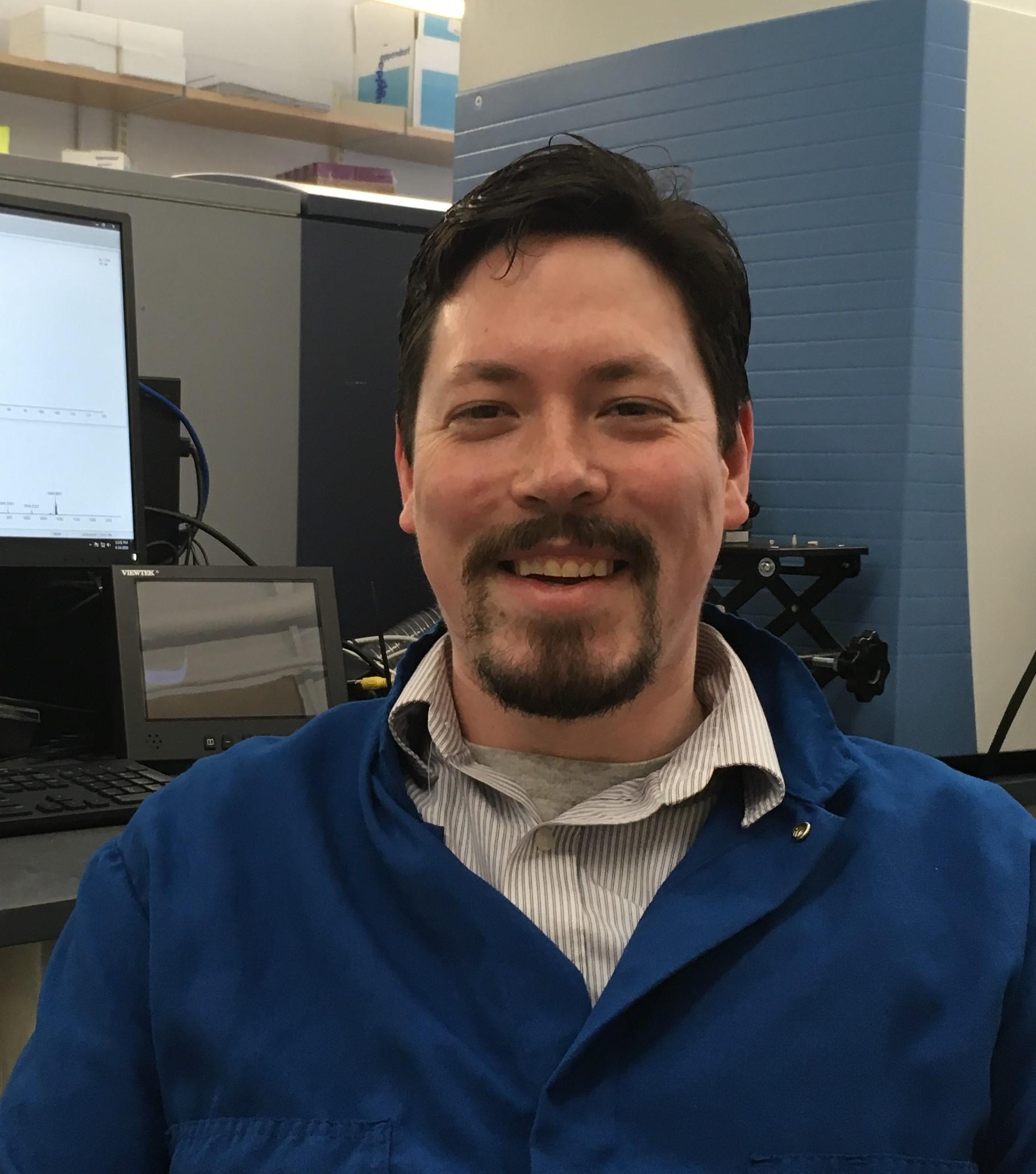 Photo of Dr Edward Emmott
